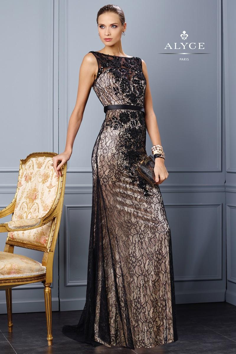 Abendkleider alyce paris
